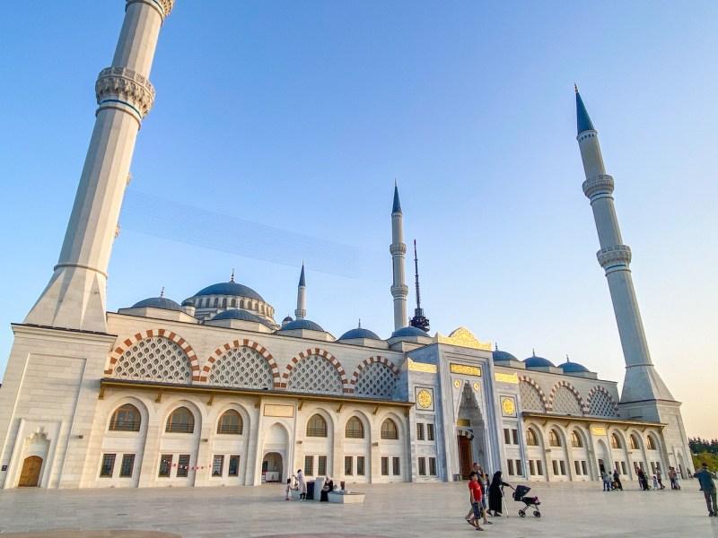 Camlica Mosque, Istanbul Hidden Gems