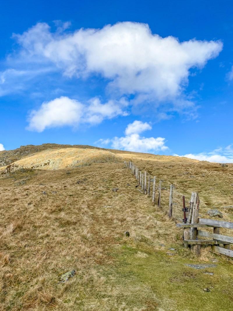 Dale Head Walk, Footpath