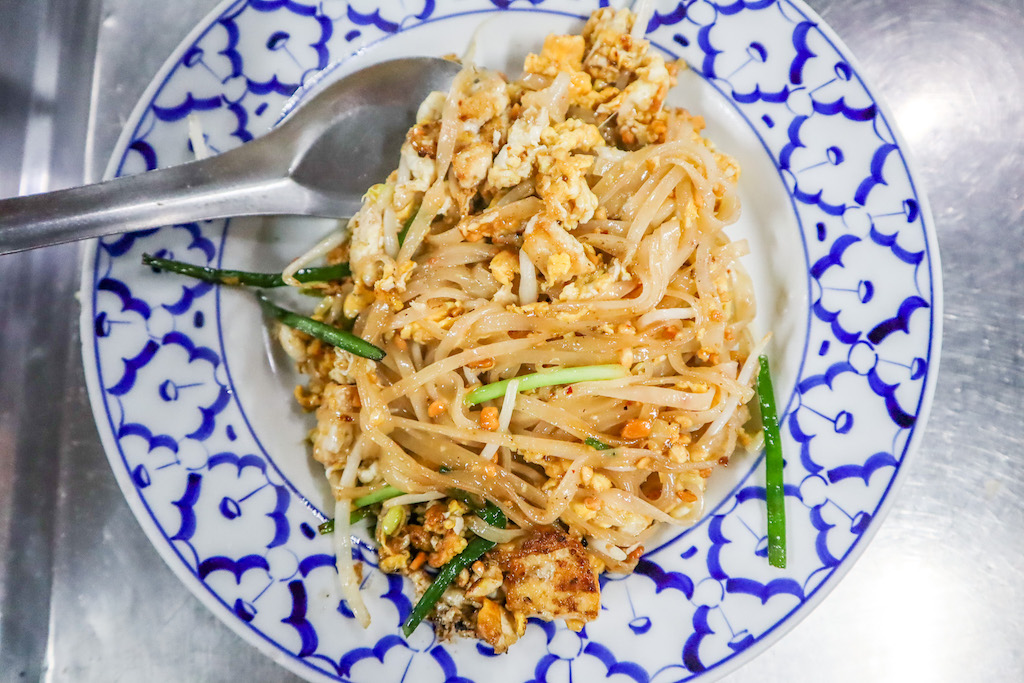 Pad Thai, Online Thai Cooking Classes