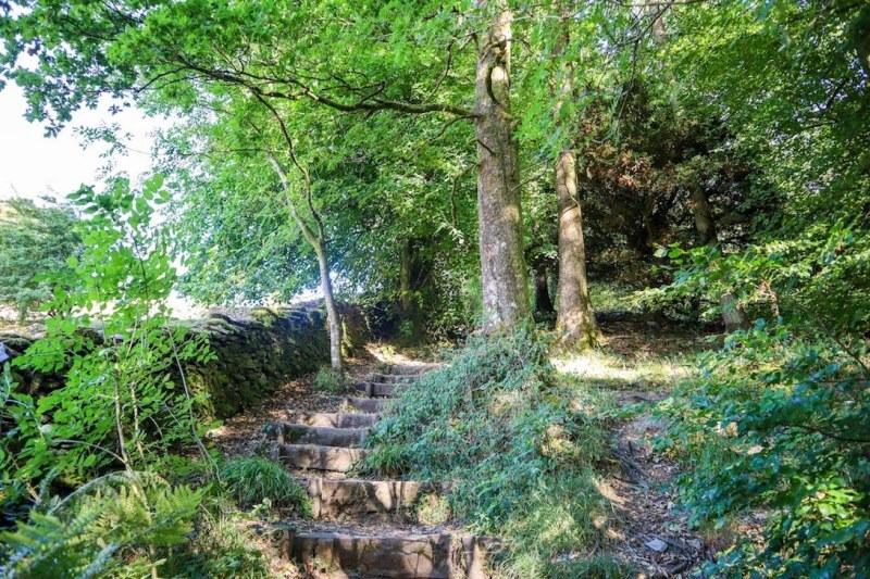 Orrest Head Walk, Orrest Head Path
