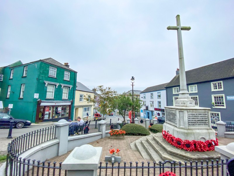 Staycations in Wales Narberth