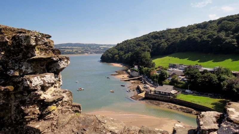 staycations in Wales Conwy