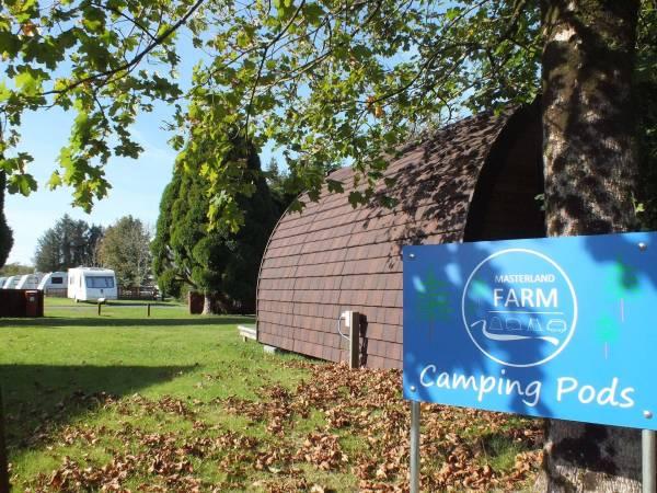Masterland Farm Camping Site