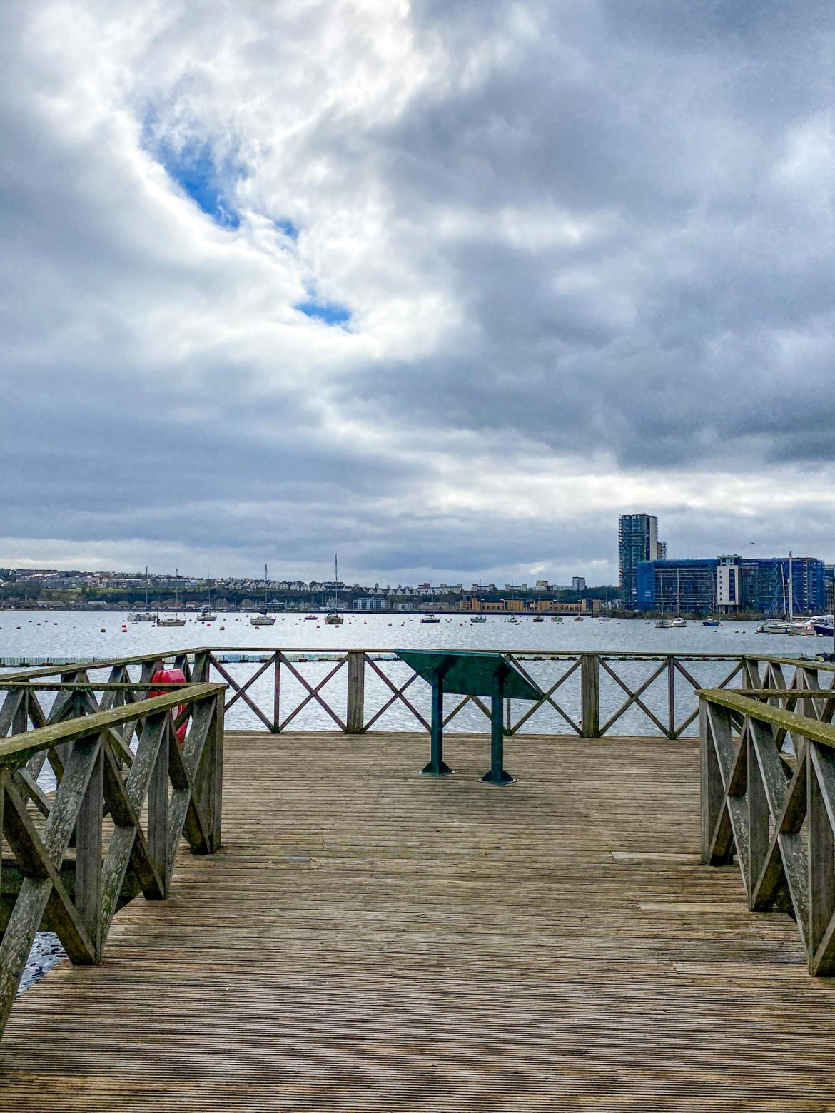 Cardiff Bay Wetlands Reserve Harbour View