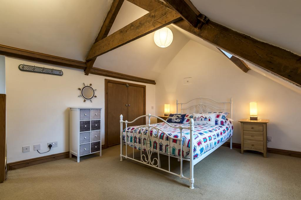 Shell Cottage Tenby Bedroom
