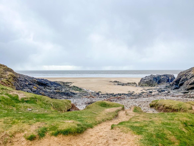 Three Cliff Bay Popple Beach