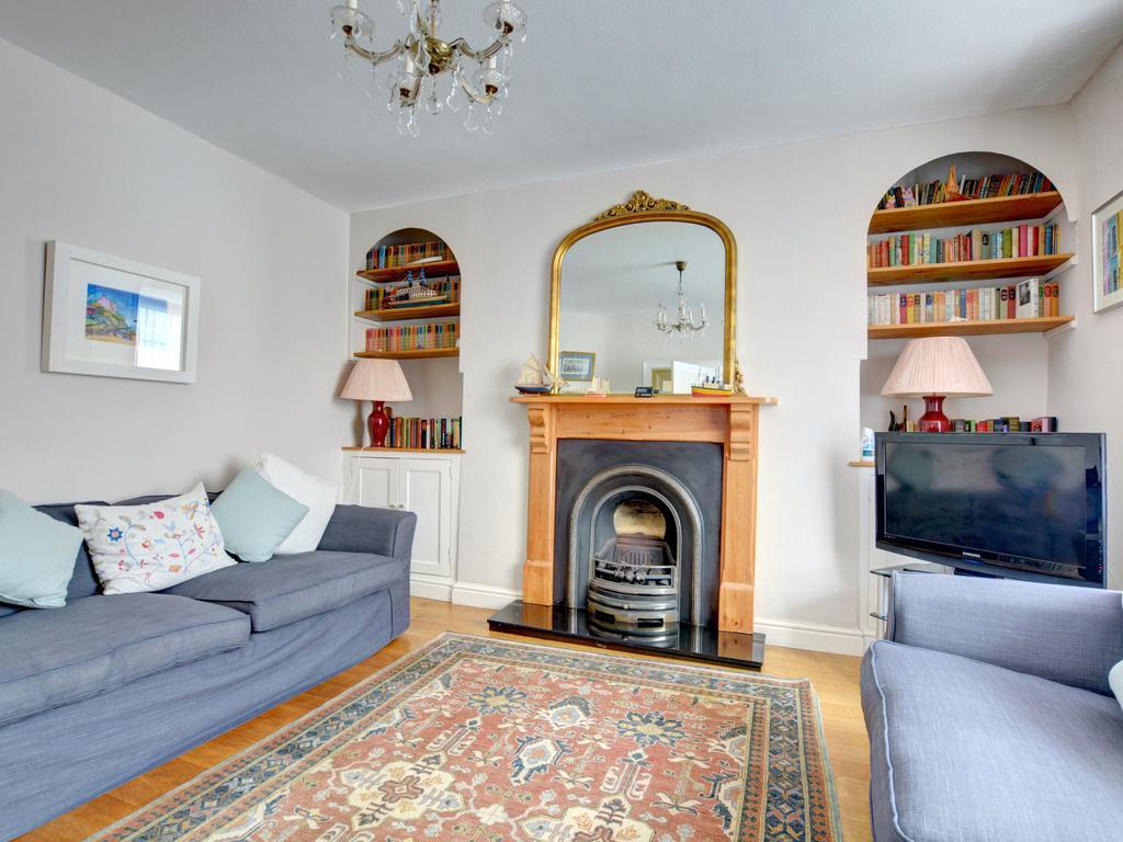 Vintage Cottage Tenby Living Room