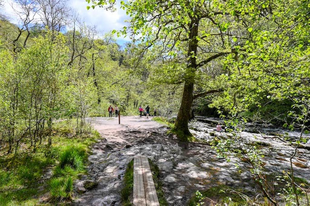 Brecon Beacons Waterfalls Walk
