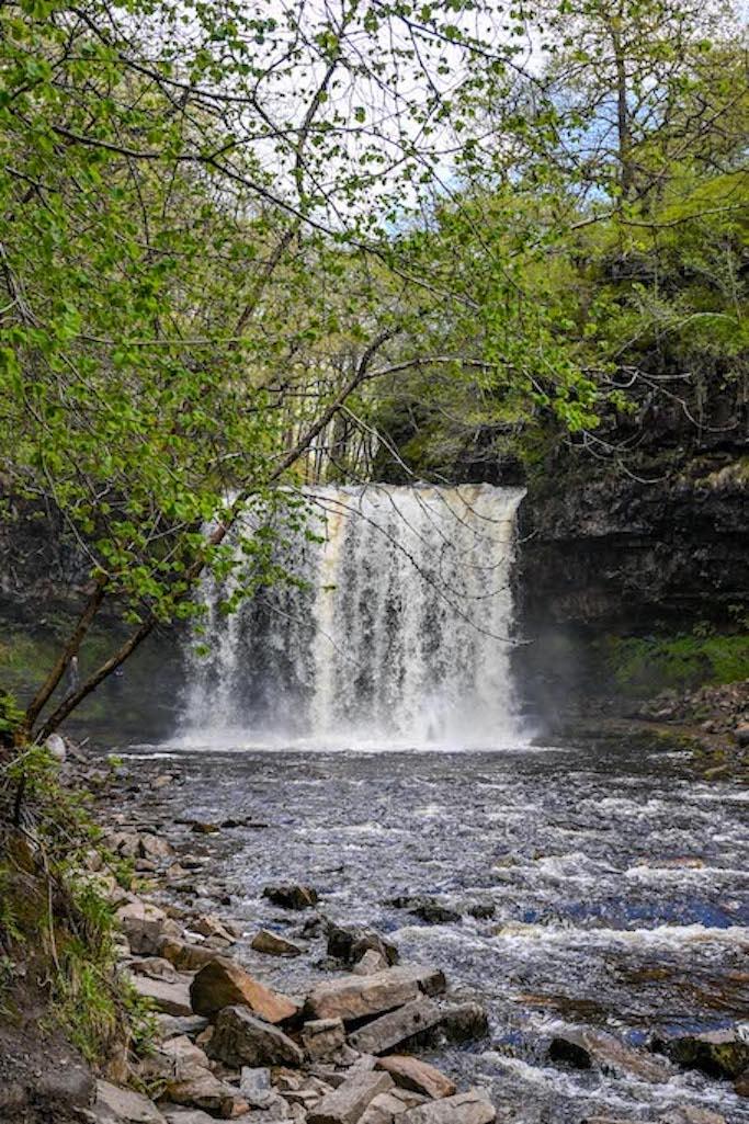 Sgwd Yr Eira, Brecon Beacons Waterfalls Walk