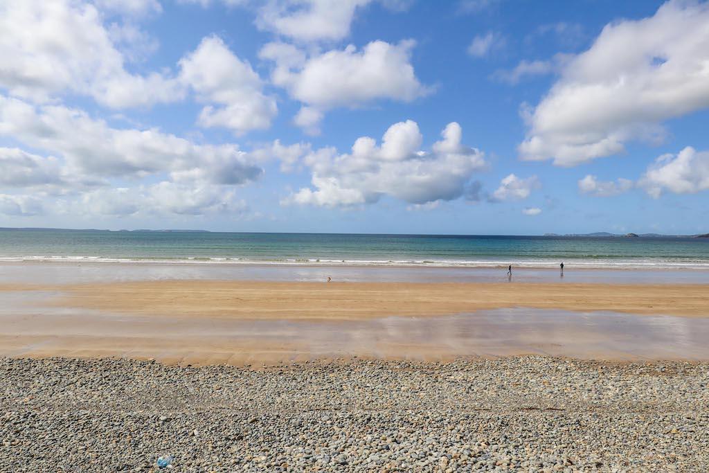 South Wales itinerary, Newgale Beach Pembrokeshire