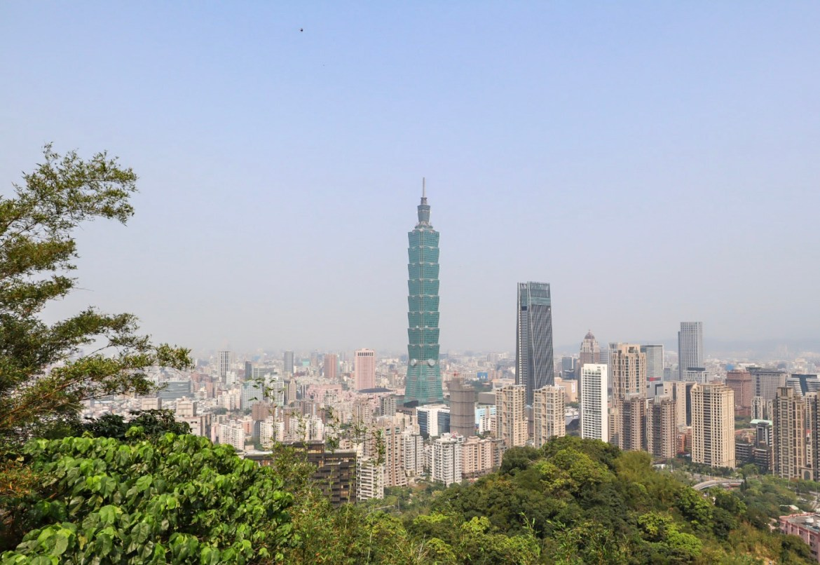 planning a trip to taiwan