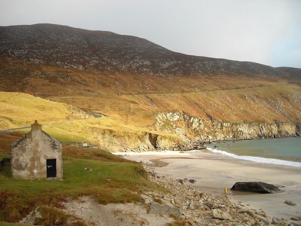 Wild Atlantic Way Route, Achill Island
