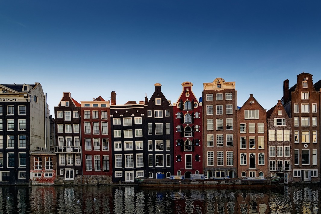 City Breaks from Cardiff to Amsterdam