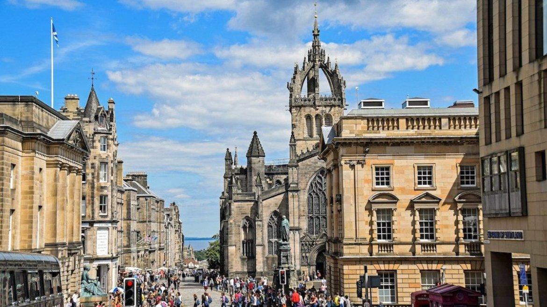 City Breaks from Cardiff to Edinburgh