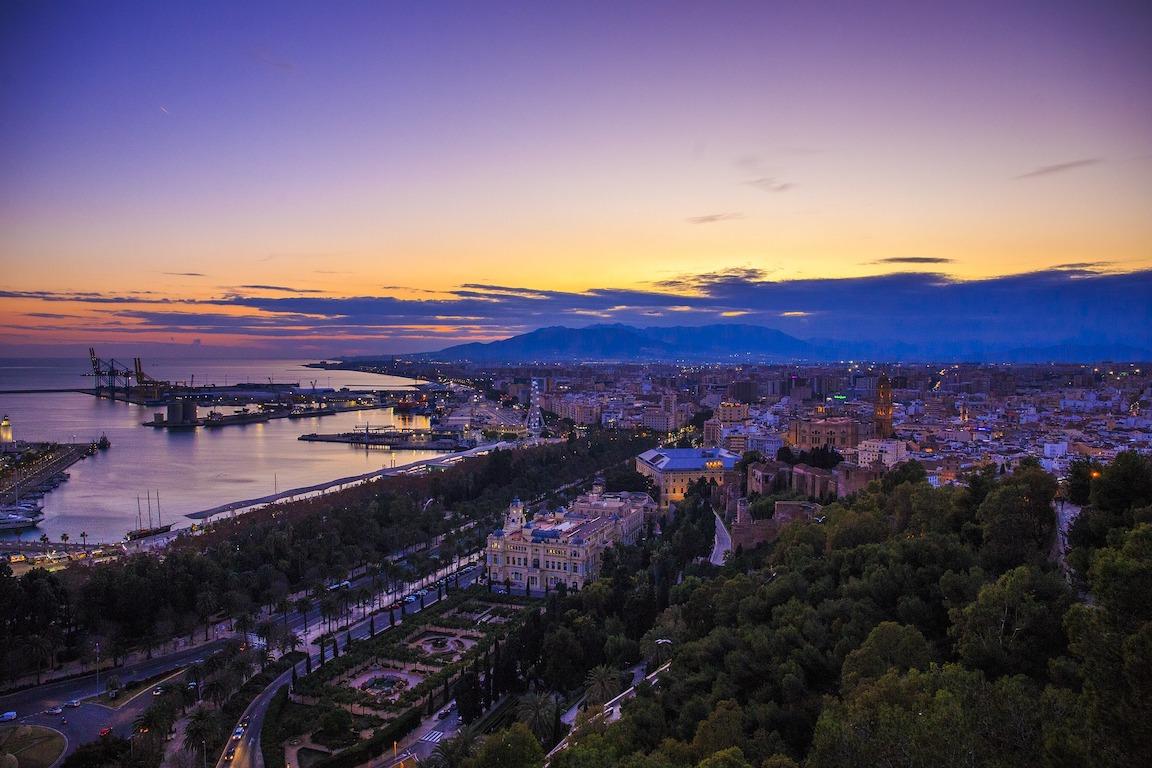 City Breaks from Cardiff to Malaga
