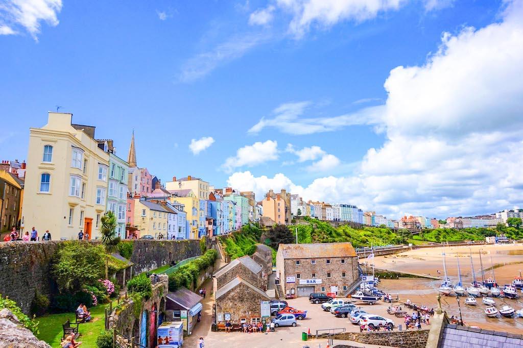 1 week Wales itinerary