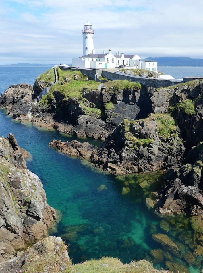Wild Atlantic Way Route, Fanad Lighthouse