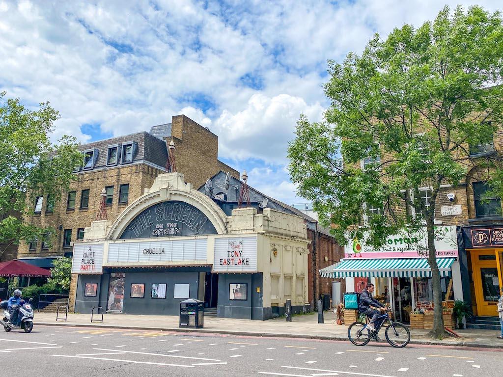 Citadines Islington Review, Islington Theatre