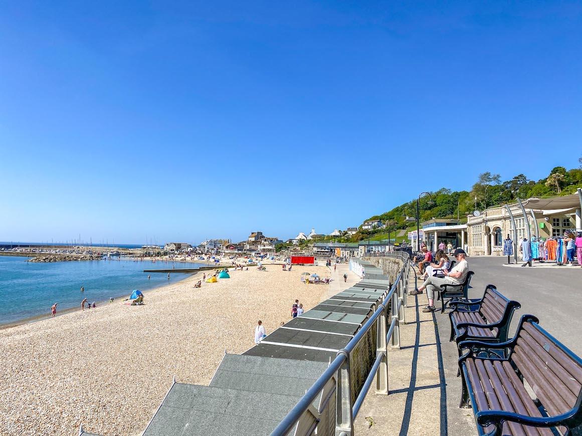 Things to do in Lyme Regis, Lyme Regis beaches