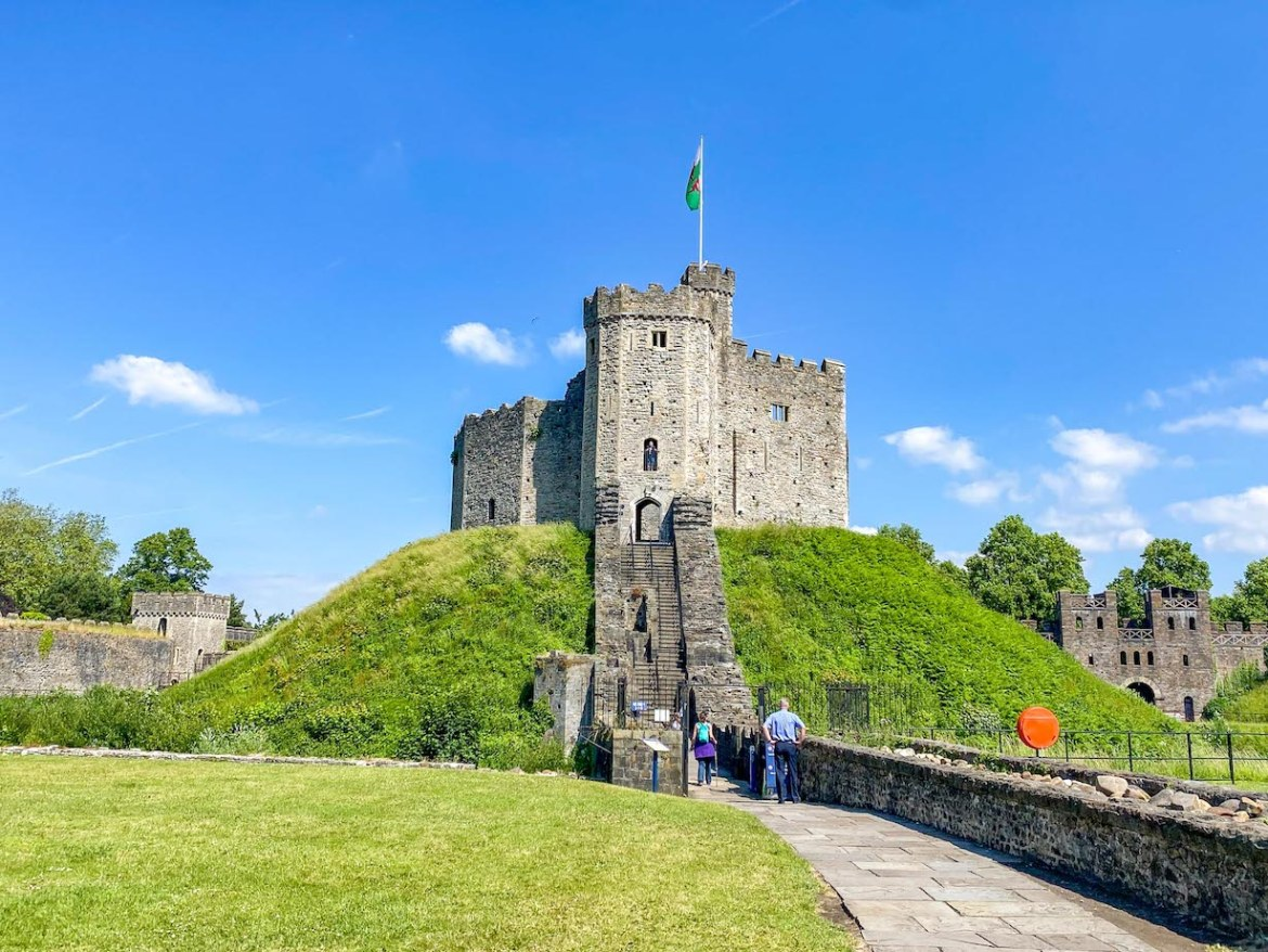 1 week Wales itinerary, Cardiff Castle