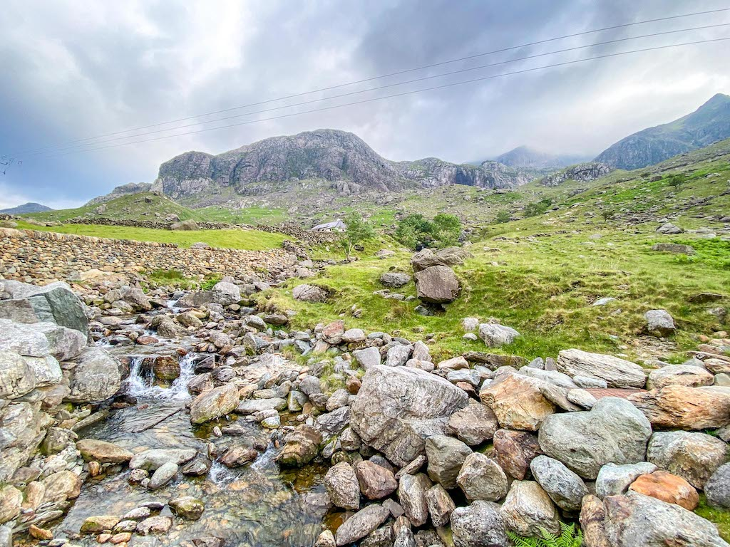 1 week Wales itinerary, walks in Snowdon