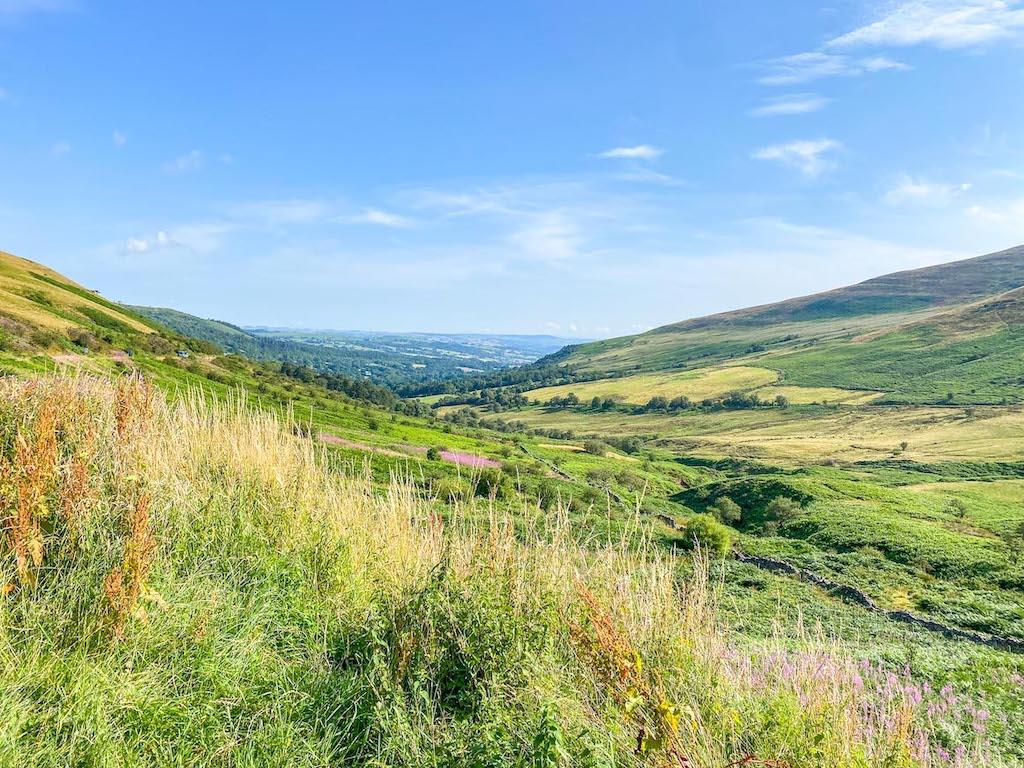 1 week Wales itinerary, Brecon Beacons