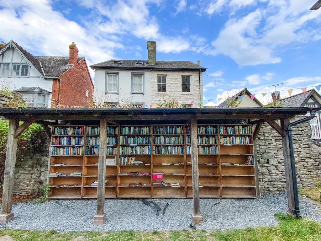 3 Day Wales itinerary, Hay on Wye Brecon Beacons