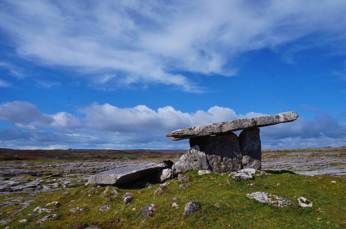 Wild Atlantic Way Route, The Burren