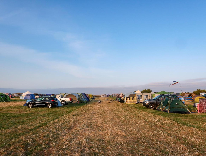 Cornwall Road Trip, camping accommodation