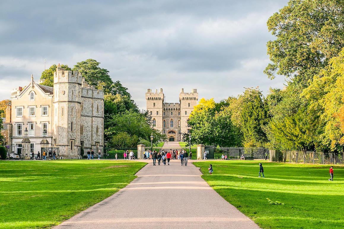 Cornwall Road Trip from London, Windsor Castle
