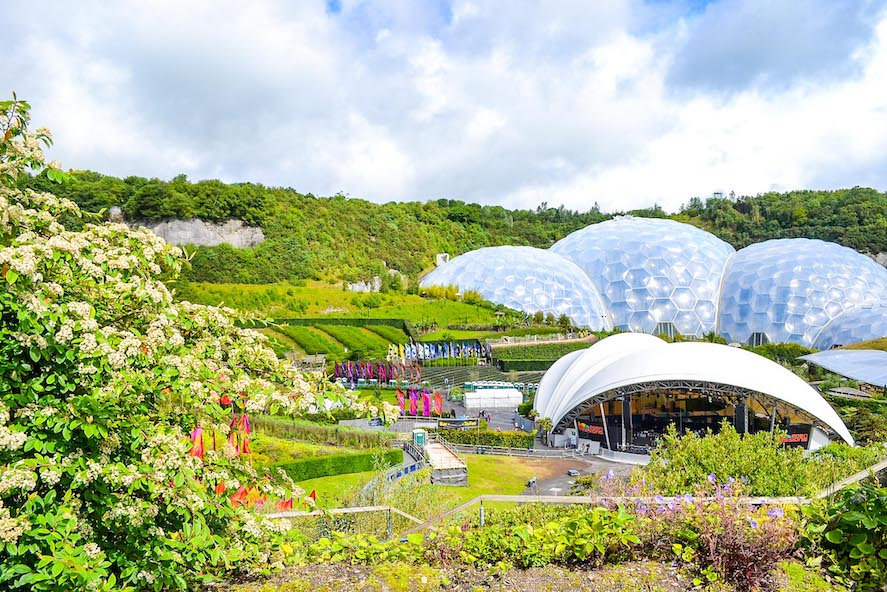 Cornwall Road Trip Eden Project