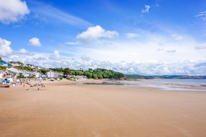 Best beaches in Pembrokeshire, Saundersfoot Beach