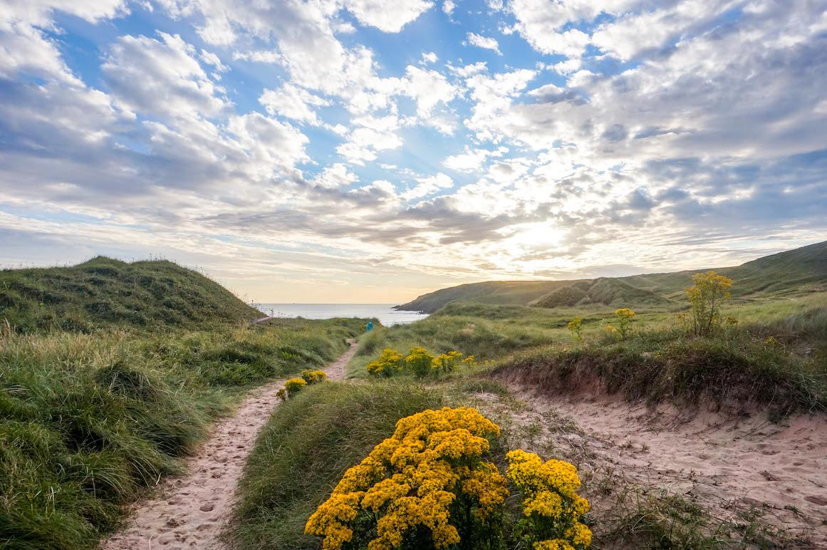 Best beaches in Pembrokeshire, Freshwater West Beach