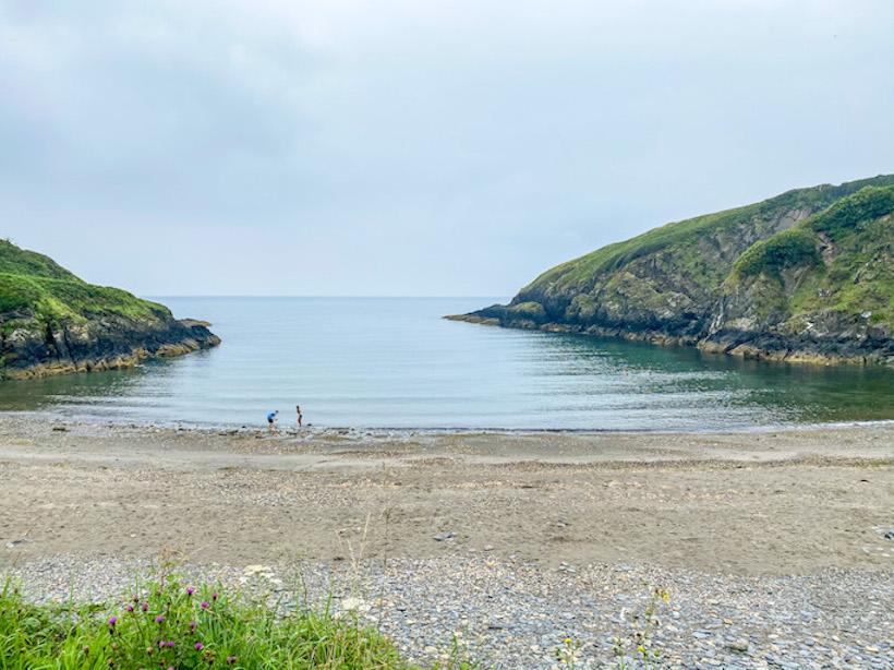 Best beaches in Pembrokeshire, Aberfforest Beach