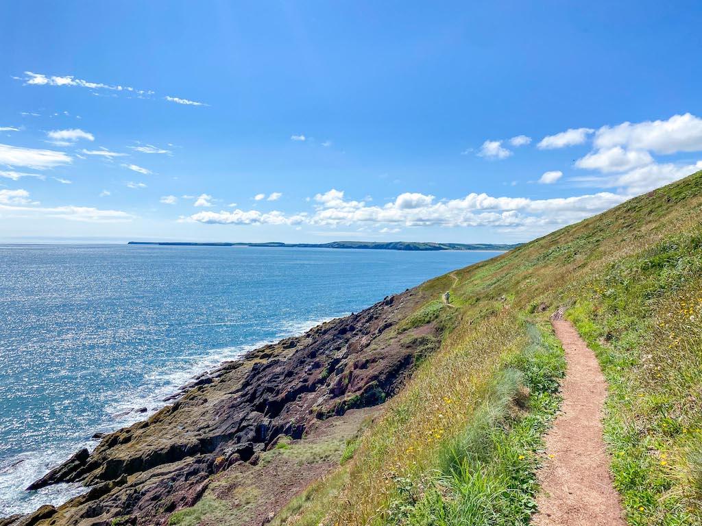 Coastal Walk, Church Door Cove & Shrinkle Haven