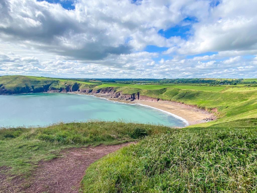 Best beaches in Pembrokeshire, Swanlake Beach