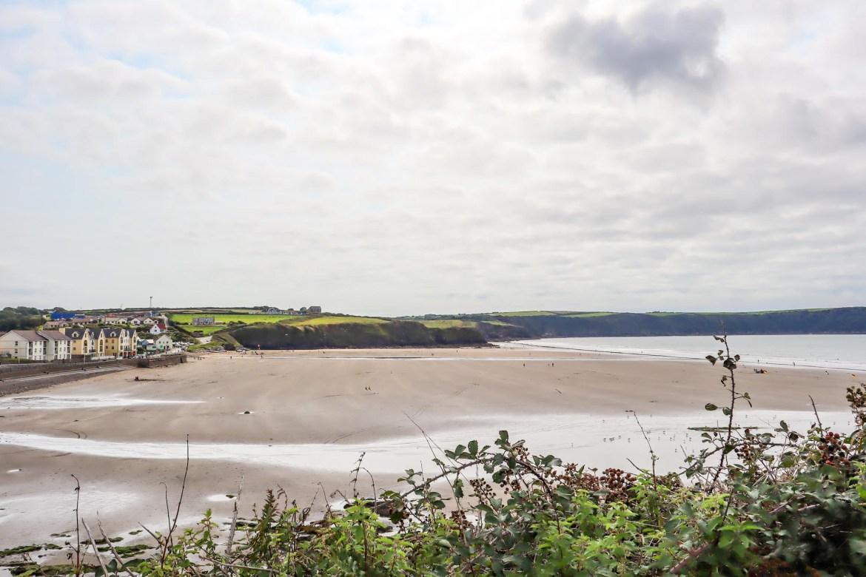 Best beaches in Pembrokeshire, Broad Haven Beach