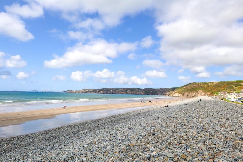 Best beaches in Pembrokeshire, Newgale Beach