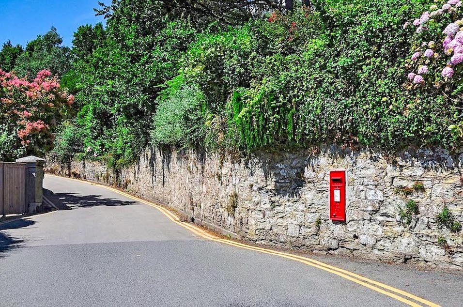 Cornwall Road Trip, Cornwall Roads