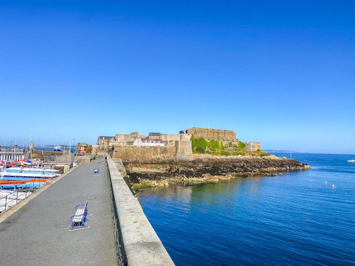 Things to do on Guernsey, Castle Cornet