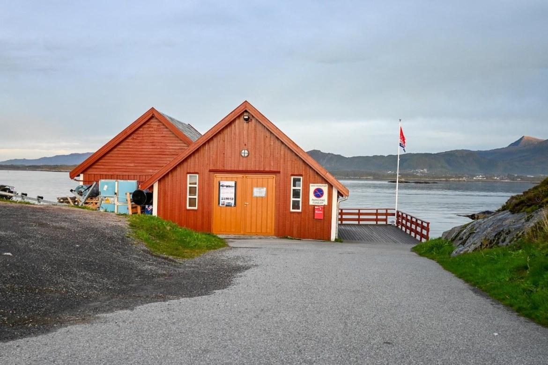 Atlantic Ocean Road Norway, Håholmen