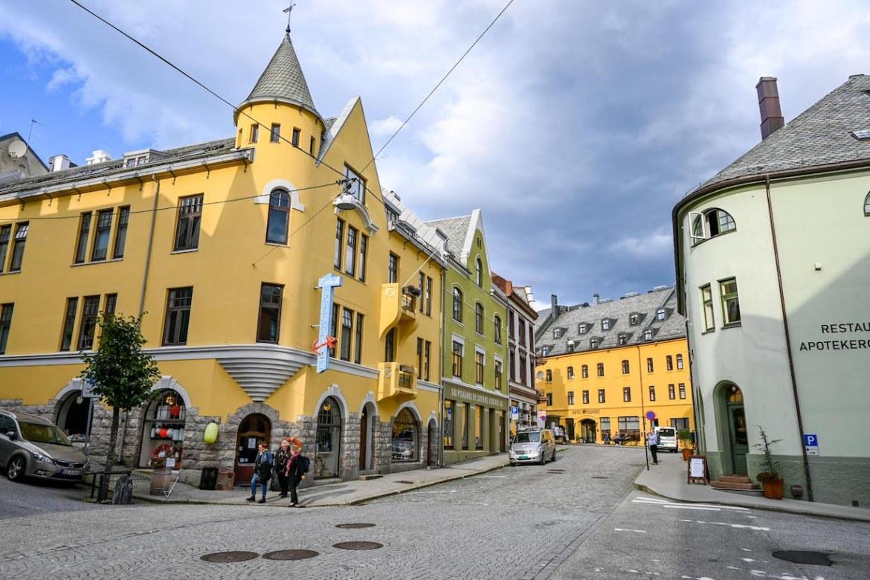 Norway road trip, Hotel Brosundet