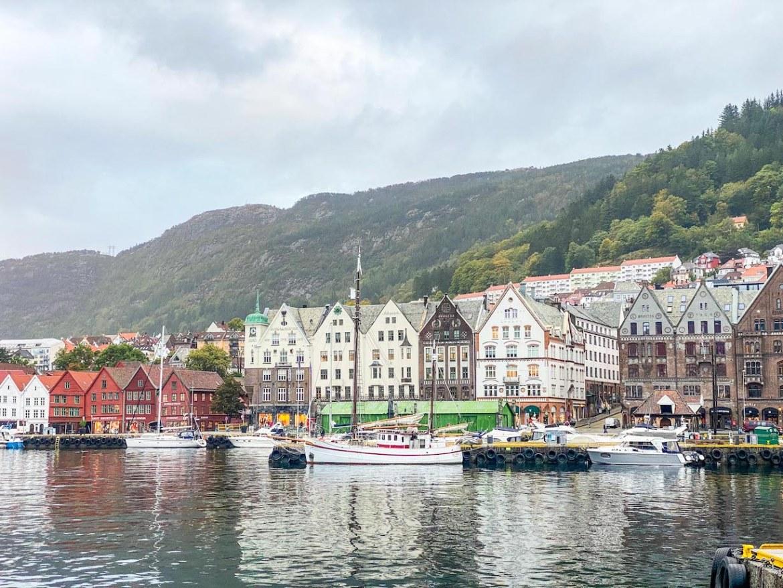 Norway road trip, Bergen Harbour
