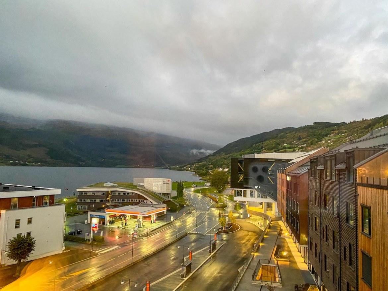 Norway road trip, Scandic Voss Hotel