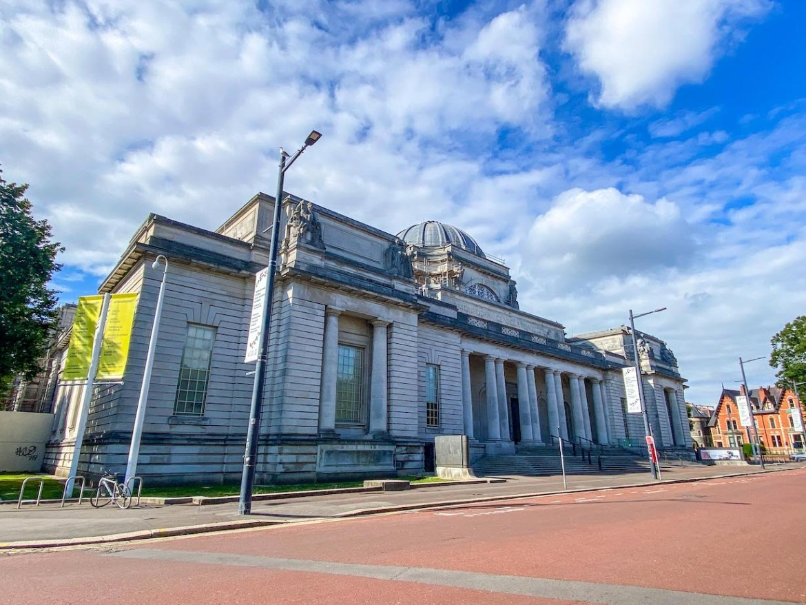 things to do in Cardiff, national museum cardiff