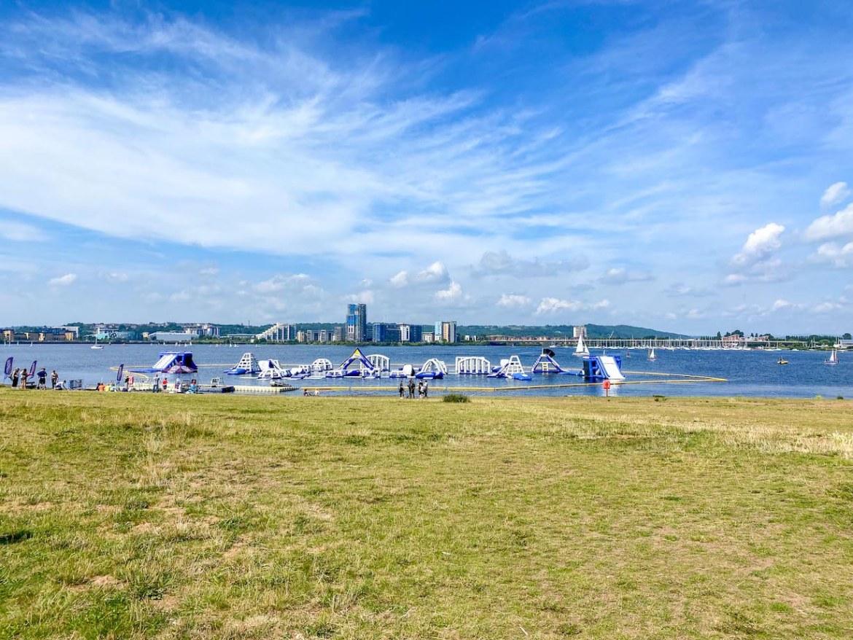 Things to do in Cardiff, things to do in Cardiff Bay, Cardiff Aqua Park