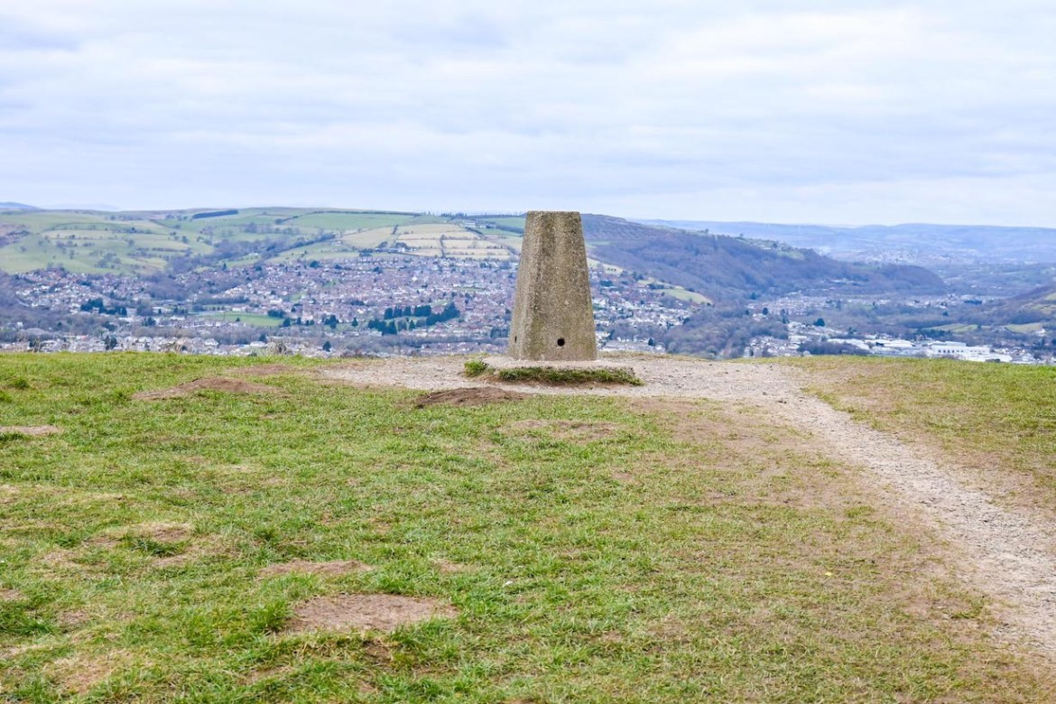 things to do in Cardiff, places to visit near Cardiff, Caerphilly Mountain