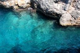 il mare splendido della costa Sud