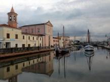 Il porto canale di Cesenatico