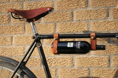 Bicycle wine rack / 20 euro su Etsy.com